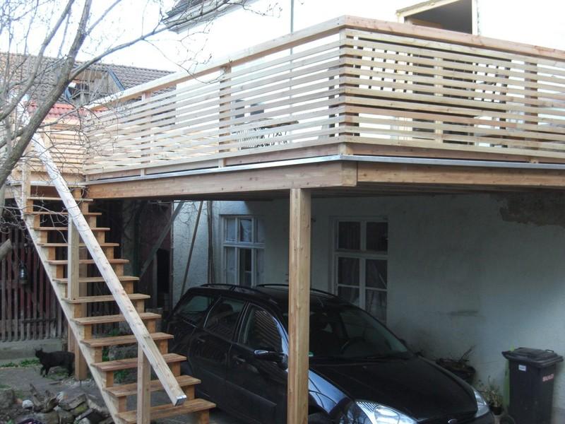 nagelneu zimmereiinnenausbau dirk siebold terrassen und balkone ok25